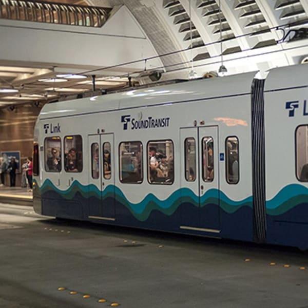Transportation options near The Lyric in Seattle, Washington