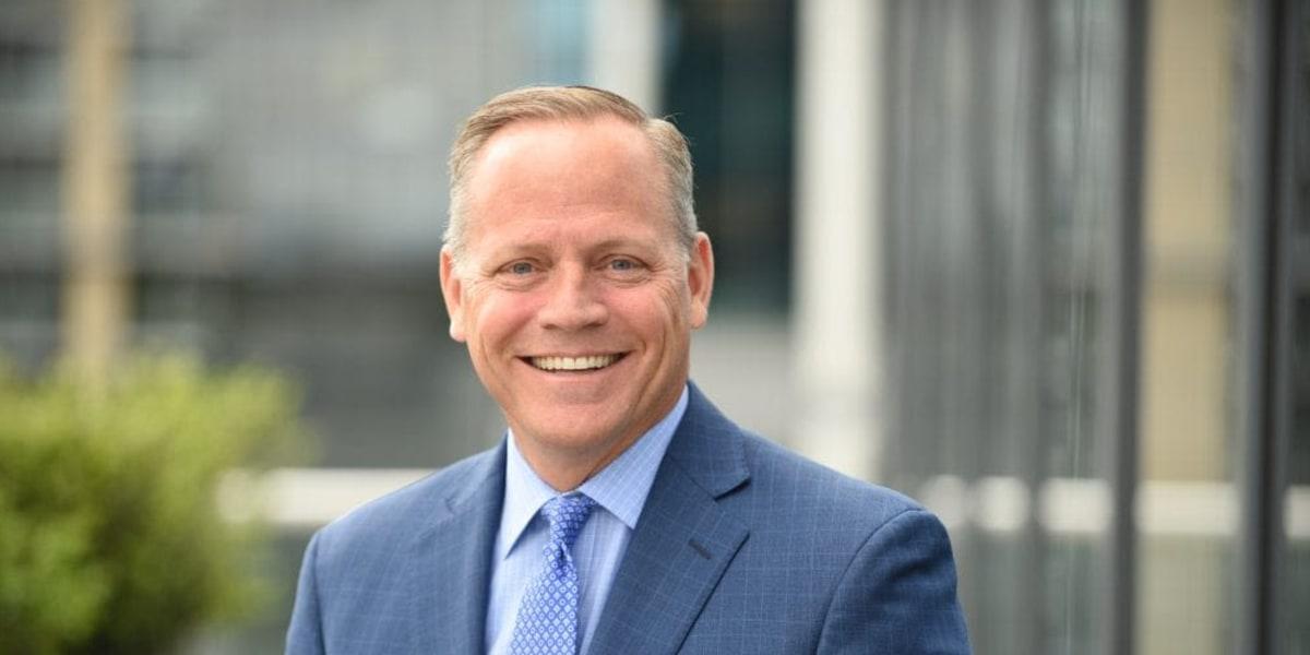 Shawn Hoban, cofounder of Coast Property Management in Everett, Washington