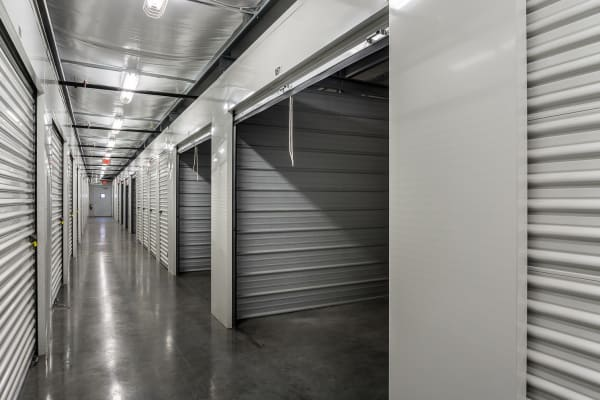 Climate-controlled storage at StorQuest Self Storage in Venice, Florida