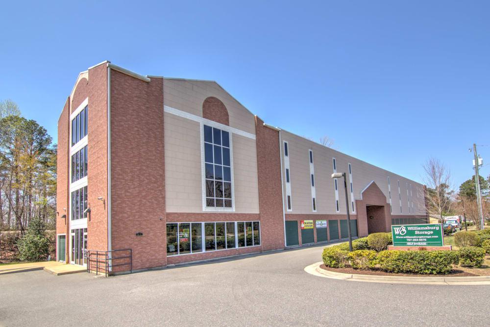 Genial Exterior Image Of Williamsburg Storage In Williamsburg, Virginia