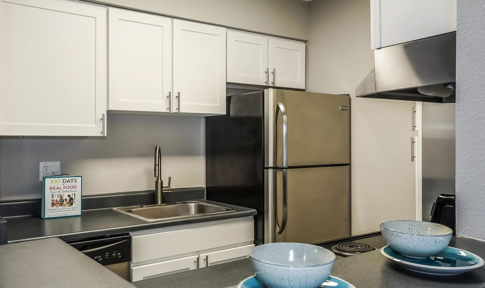 Spacious floor plans at City Center Station Apartments in Aurora, CO