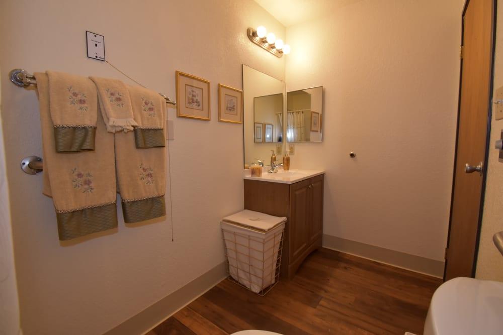 Bathroom at Parsons House Austin in Austin, Texas