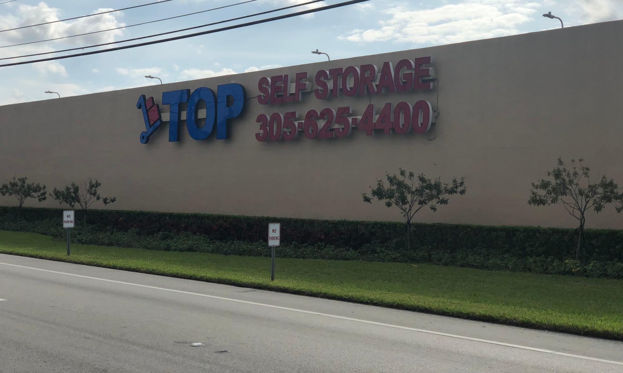 Self Storage in Hialeah Florida