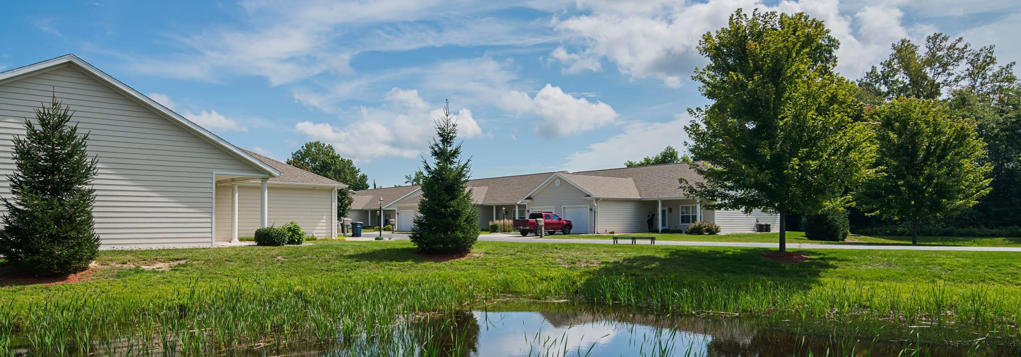 Senior living options at the senior living community in Michigan City