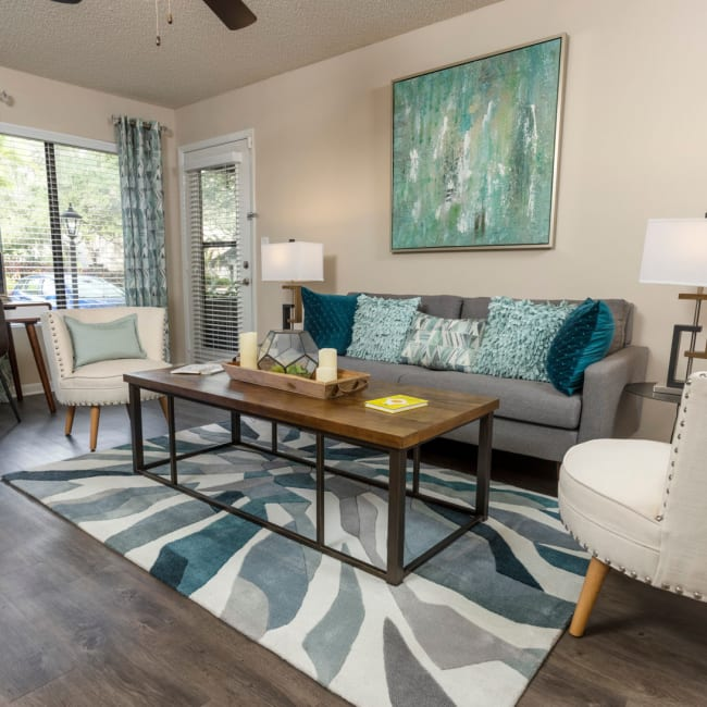 Learn more about the spacious floor plans offered at Huntington Place in Sarasota