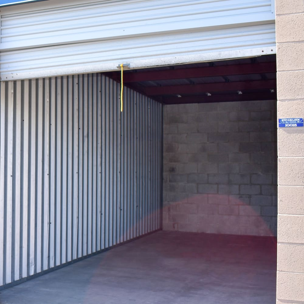 View auto storage options at STOR-N-LOCK Self Storage in Sandy, Utah