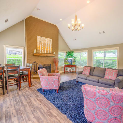 View virtual tour of the clubhouse at The Hamilton in Hendersonville, Tennessee