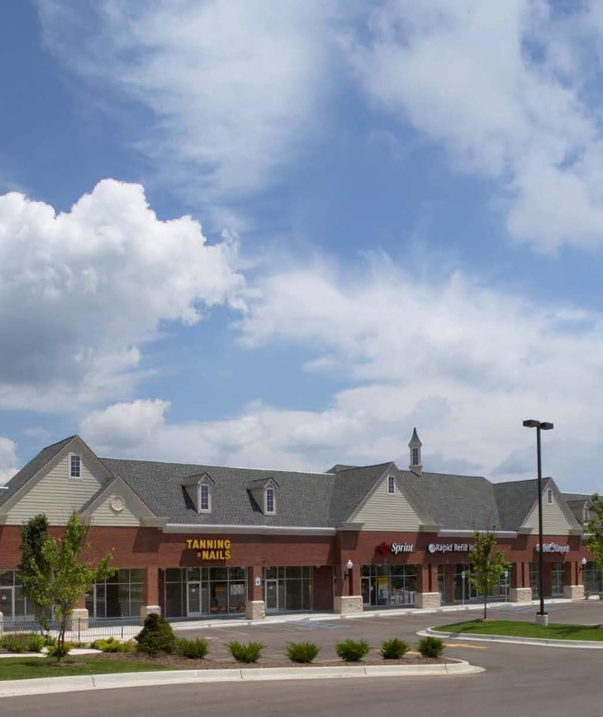 Shops at Westbury in Howell, Michigan