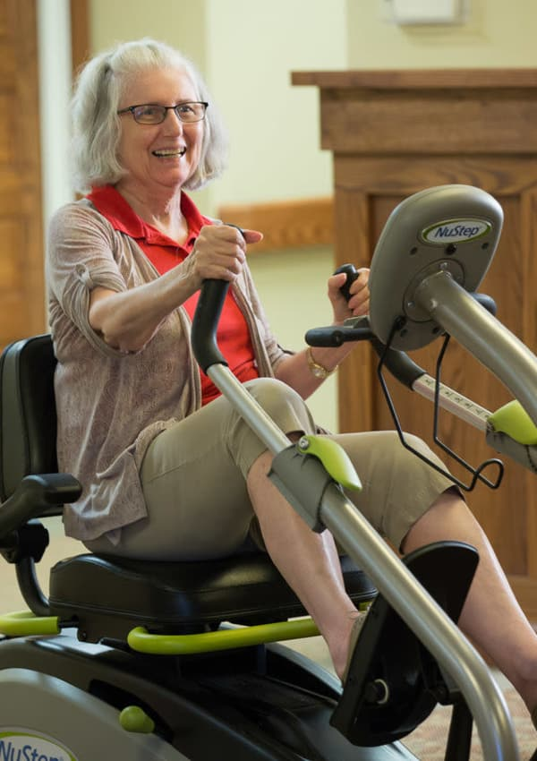 Contact The Heritage at Fox Run today to learn more about our OnCare Medicare-certified program