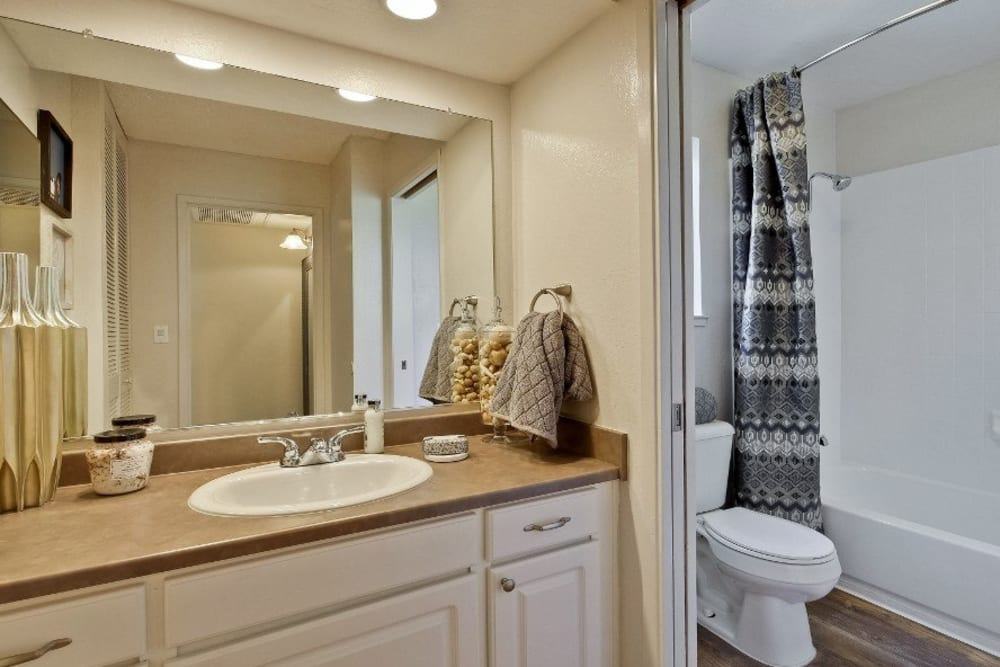 Bathroom at Terra Willow Glen in San Jose