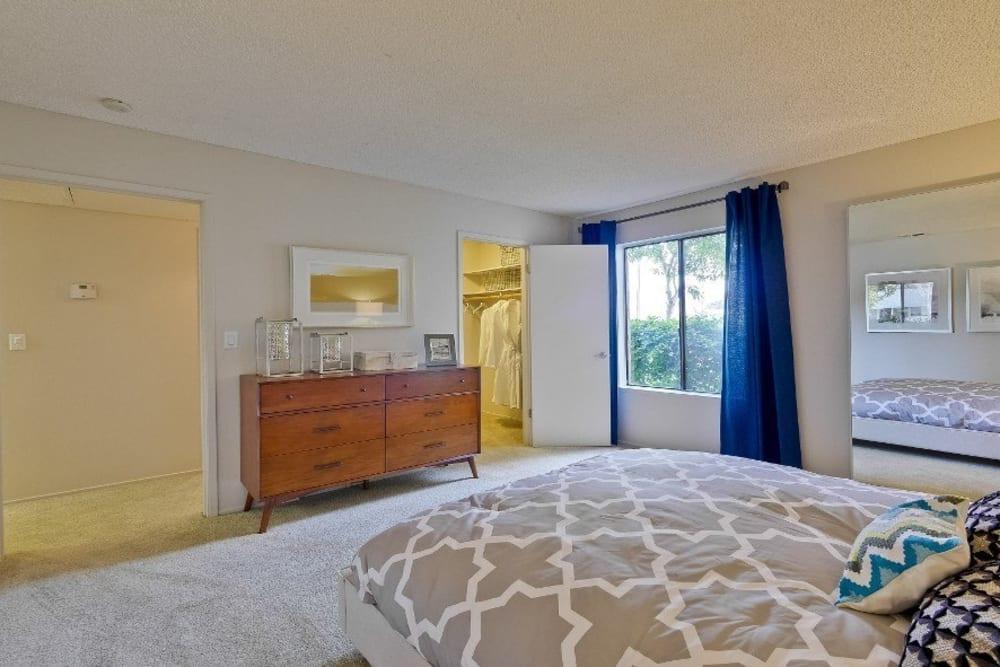 Bedroom at Terra Willow Glen in San Jose
