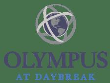 Olympus at Daybreak