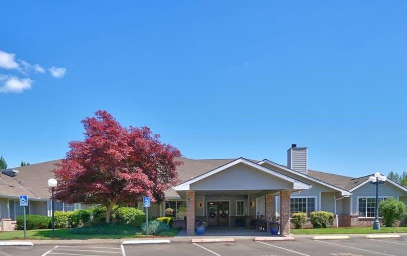 Senior living community in Corvallis, Oregon