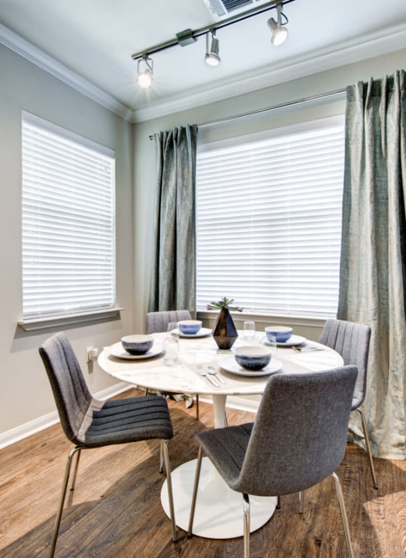 View our floor plans at Marquis at Cinco Ranch in Katy, Texas