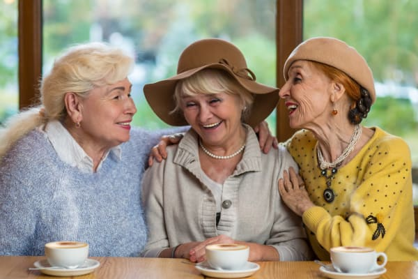 Memory Care for senior living residents in Michigan City