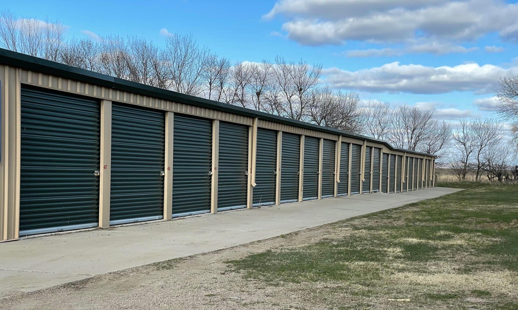 Self Storage in Elk Point South Dakota