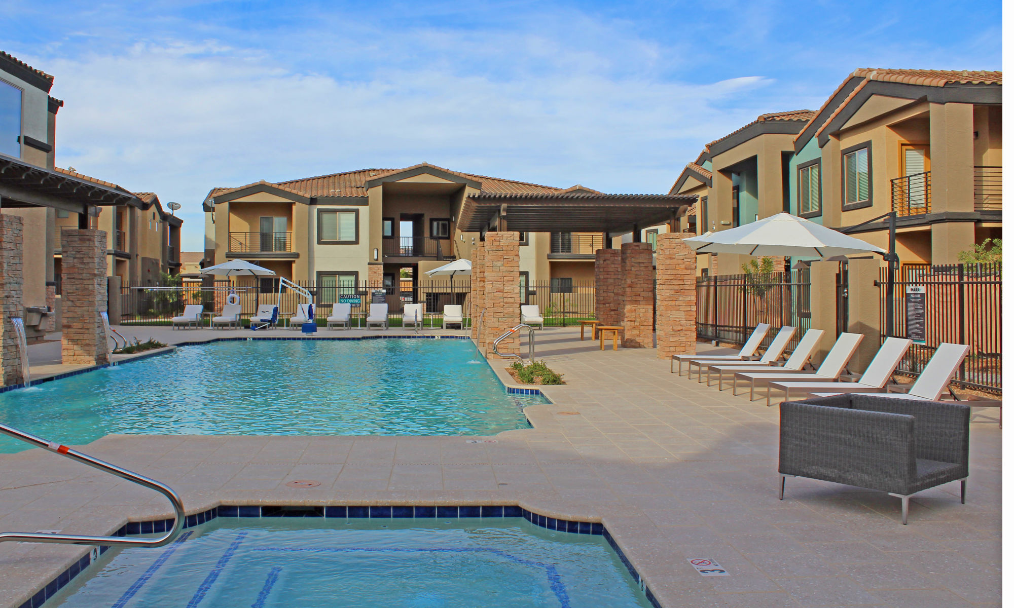 Apartments at The Maxx 159 in Goodyear, Arizona