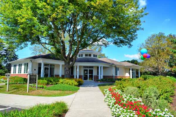 Enjoy the neighborhood at Chesterfield Apartment Homes in Levittown, Pennsylvania