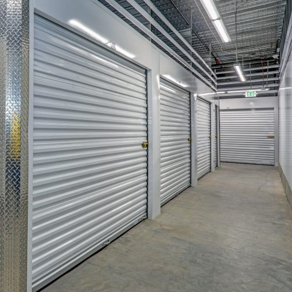 Climate-controlled interior units at StorQuest Self Storage in Lakewood, Colorado