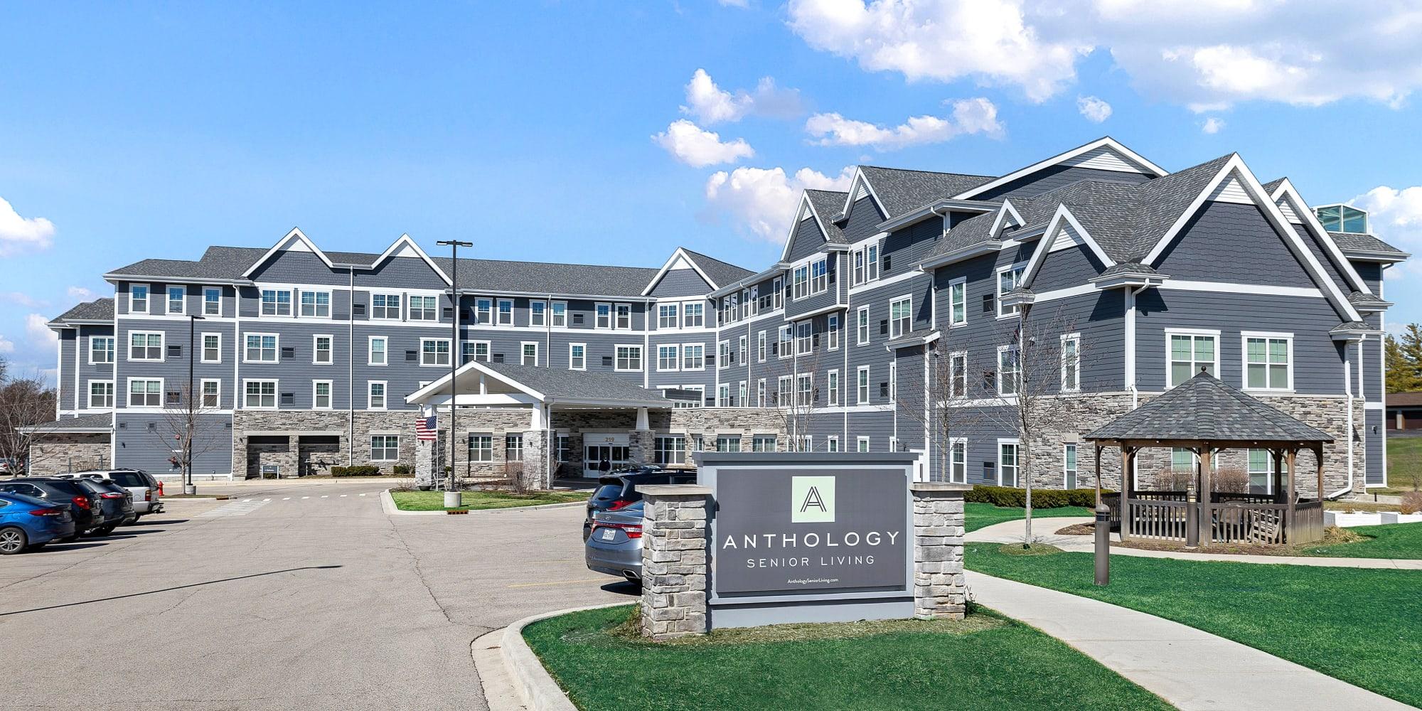 Senior living at Anthology of Wheaton in Wheaton, Illinois