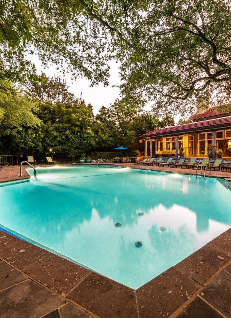 View our amenities at Marquis at Caprock Canyon in Austin, Texas
