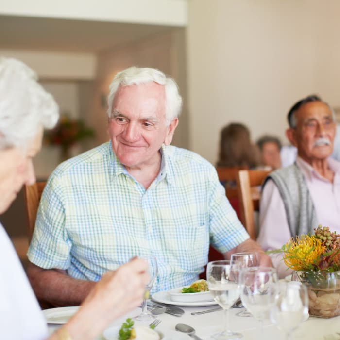 Learn about living options at Terrace Communities