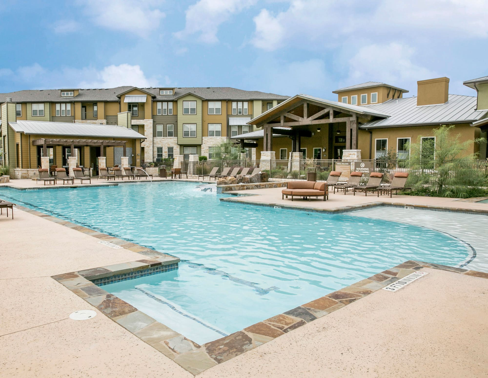 Apartments at Pecos Flats in San Antonio, Texas
