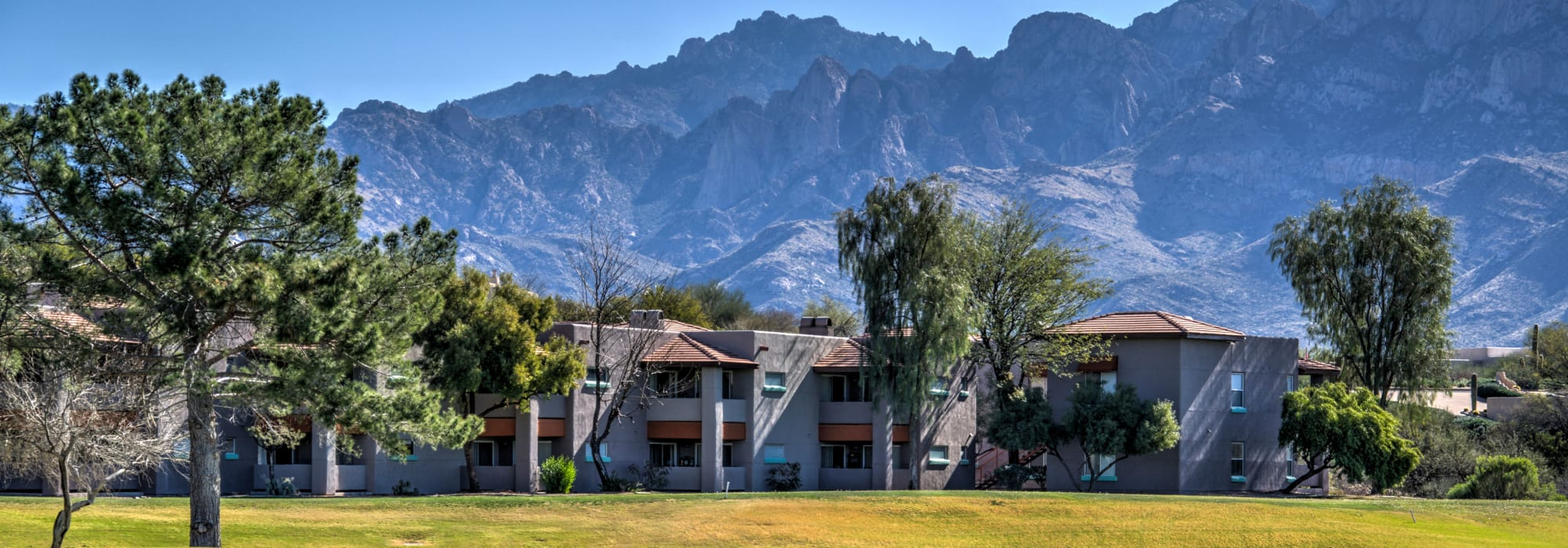 Apartments at The Golf Villas at Oro Valley in Tucson, Arizona