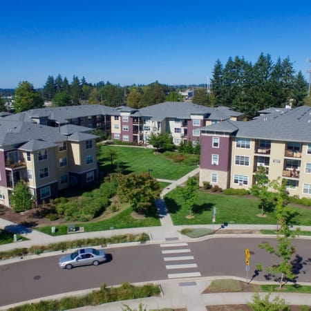 Neighborhood places of interest near Terrene at the Grove in Wilsonville