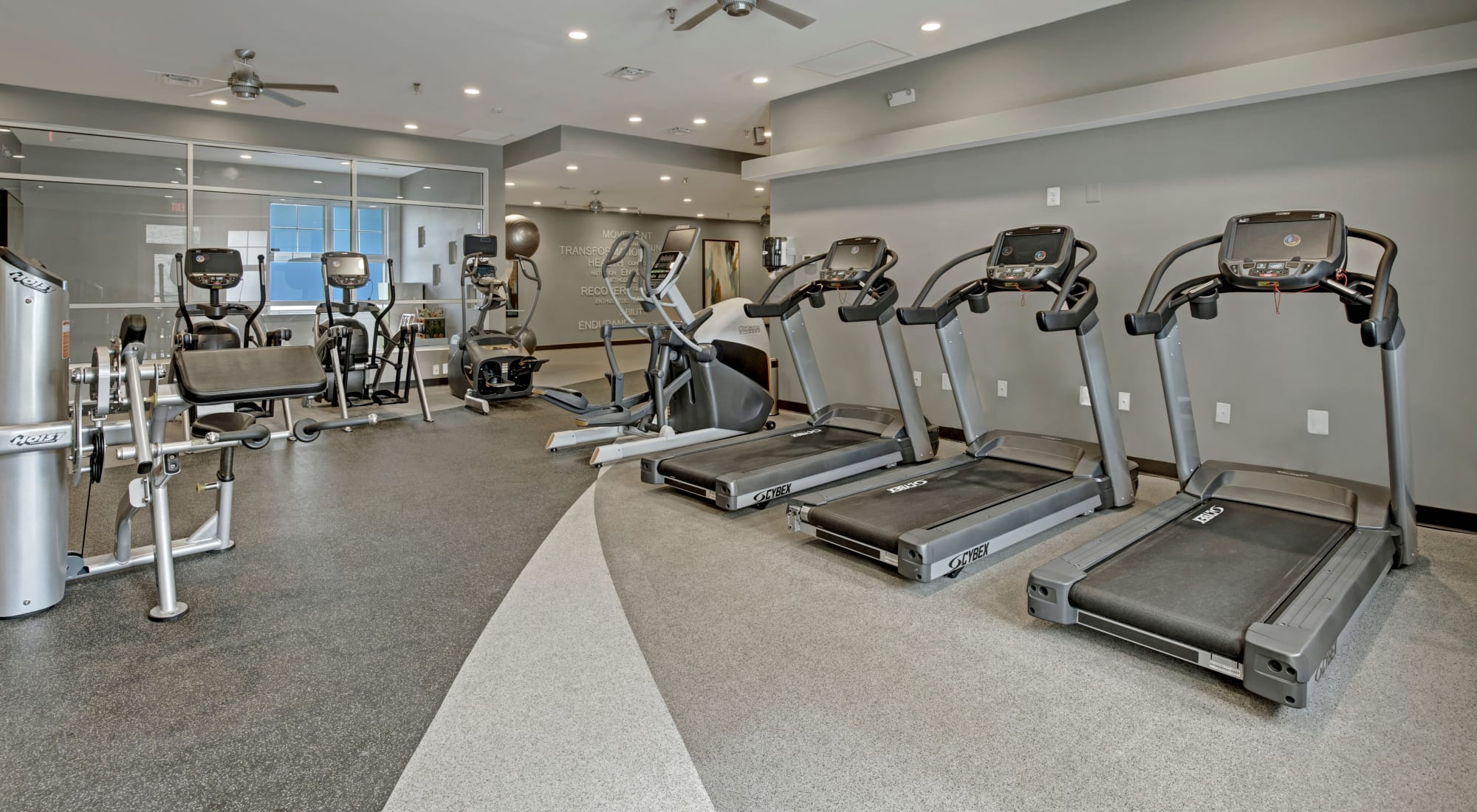 Amenities at The Gateway in Gaithersburg, Maryland