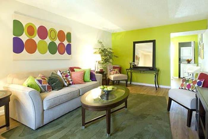 Broadmoor Ridge Apartment Homes interior