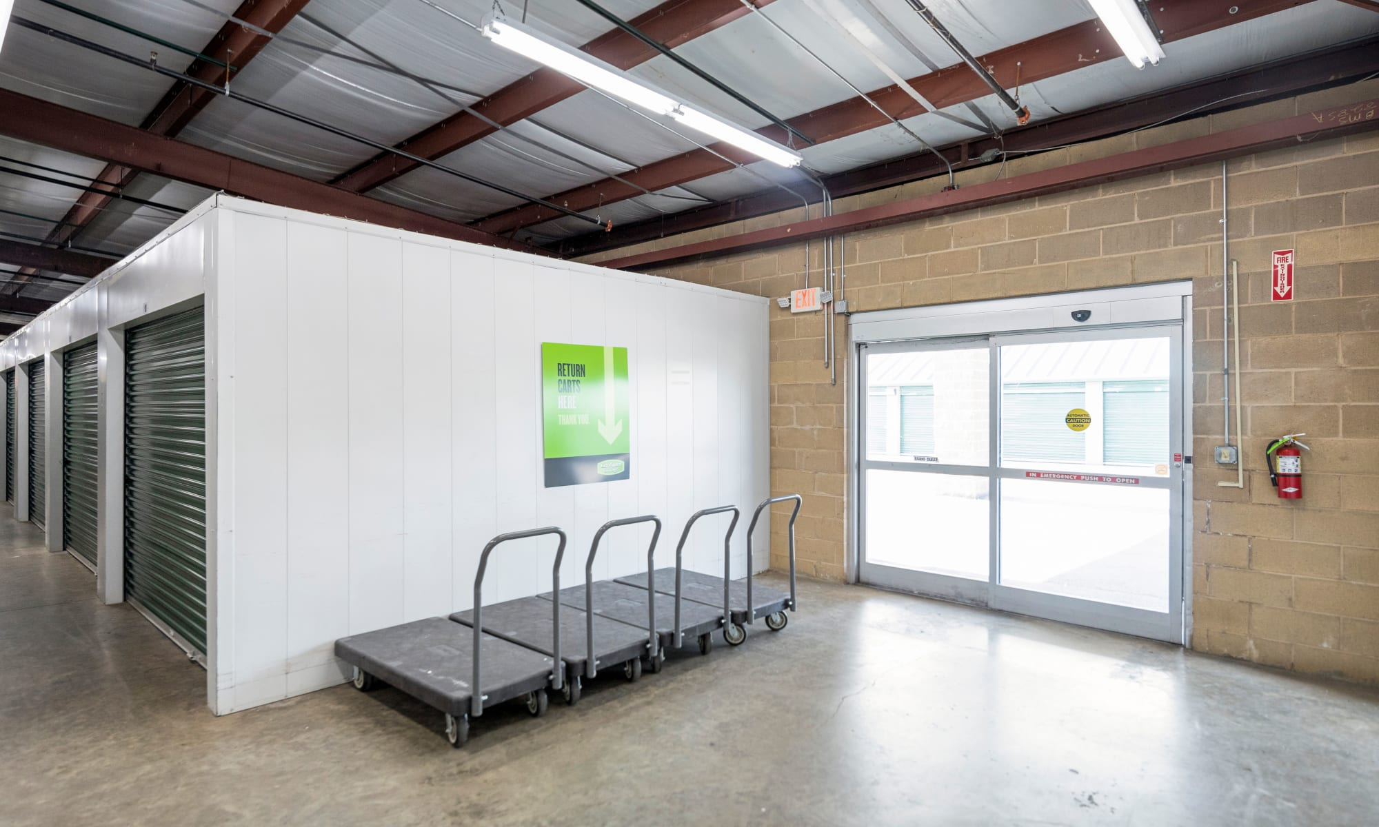 Citizen Storage offers a variety of self storage options in Olive Branch, Mississippi