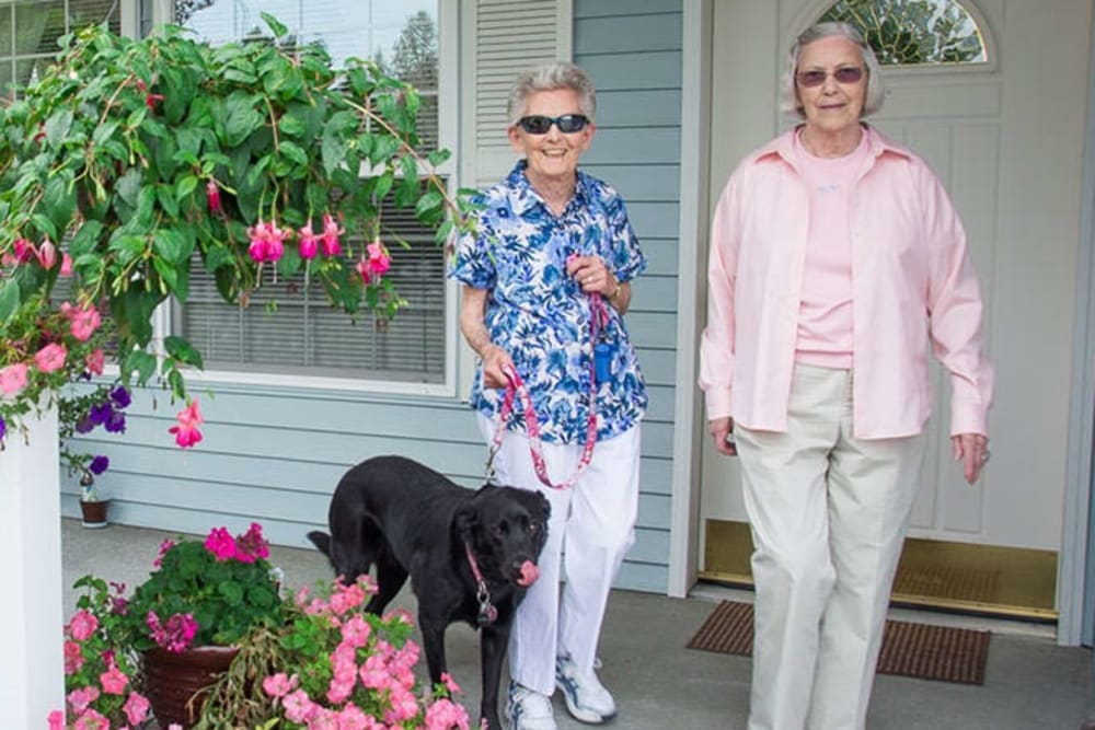 Ashley Point Lake Stevens, WA Radiant Senior Living