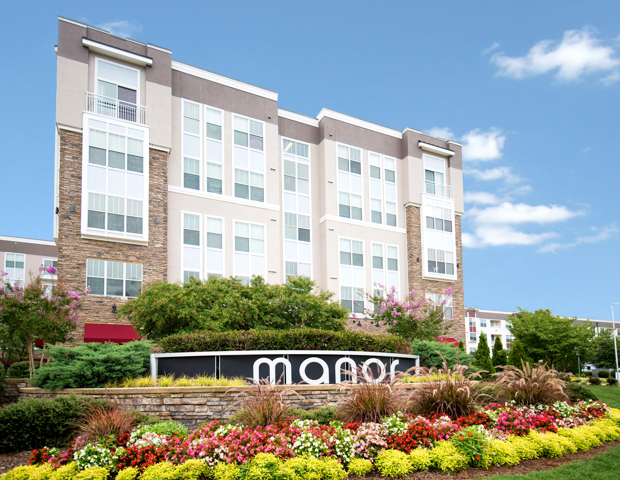 Apartments at Manor Six Forks in Raleigh, North Carolina