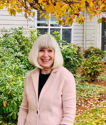 Debby Johannes at Evergreen Memory Care