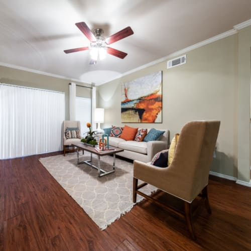 Flexible Lease Terms at Marquis at Ladera Vista in Austin, Texas