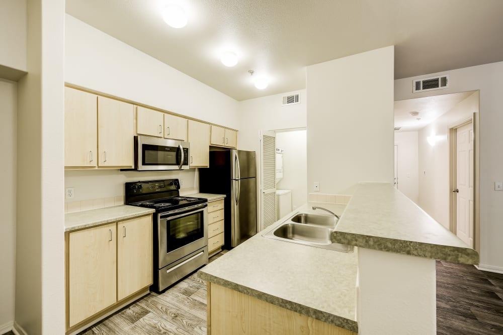 Kitchen at Sterling Pointe in Flagstaff, AZ