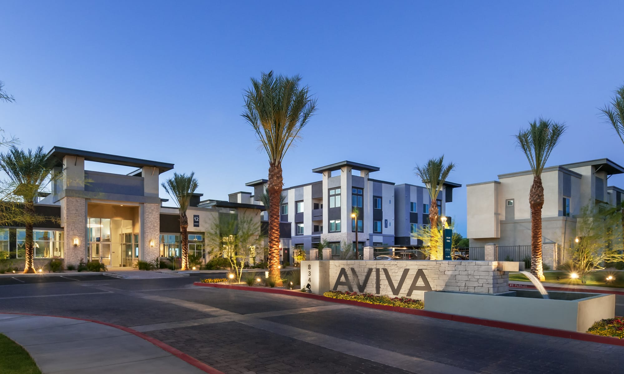 Apartments at Aviva in Mesa, Arizona