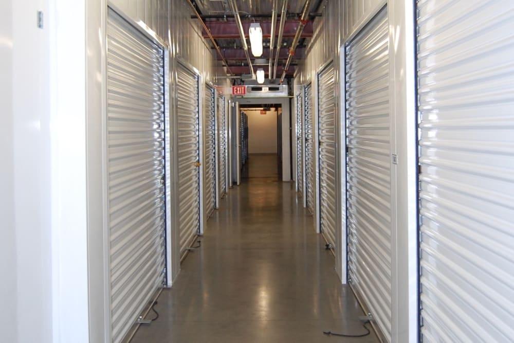 Interior Storage Units at Storage Etc... Woodland Hills