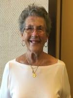 Betty Compton, resident at Merrill Gardens at Kirkland in Kirkland, Washington.
