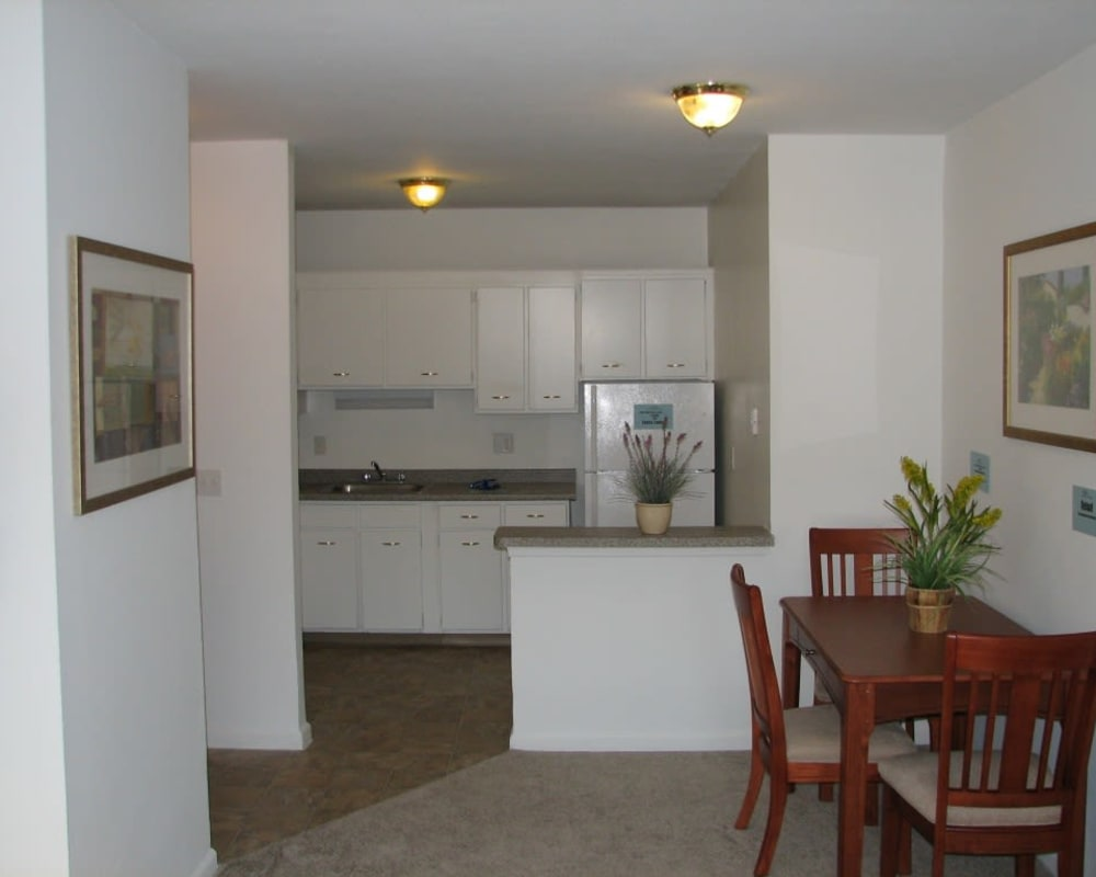 Enjoy an ample living space at Springwood Gardens
