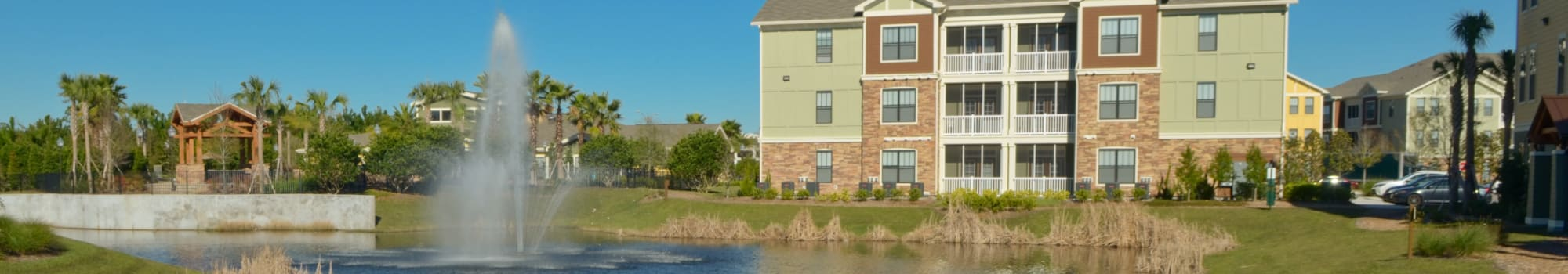 Floor Plans at Terraces at Town Center in Jacksonville, Florida