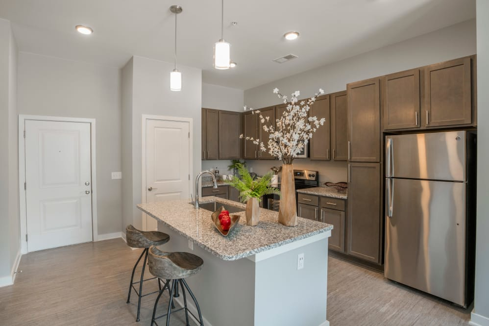Our apartments in Newport News, Virginia have a state-of-the-art kitchen