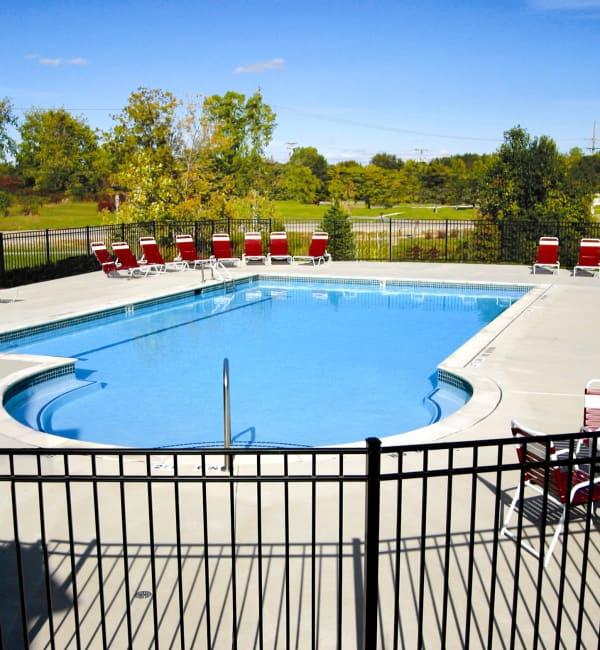 Pool at Brownstones
