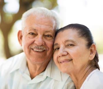 Residents enjoying time together at Aspen Valley Senior Living in Boise, Idaho