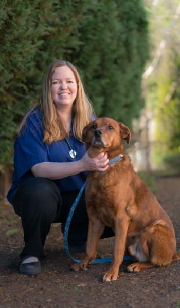 Dr. Irene Vanderwerff at Value Pet Clinic - Kent