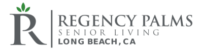 Regency Palms Long Beach logo