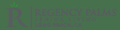 Regency Palms Long Beach logo