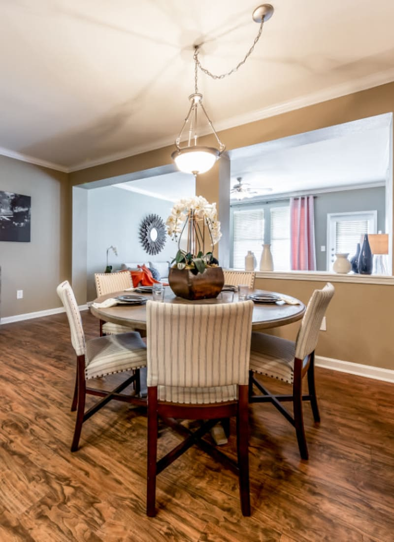 View our floor plans at Marquis at Stone Oak in San Antonio, Texas
