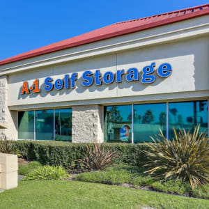 The front of our office in Santa Ana, California